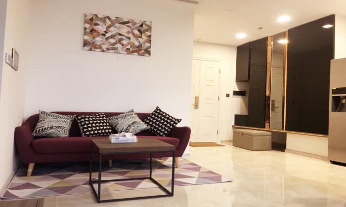 Nice View Apartment For Rent in Golden River District 1 HCM City