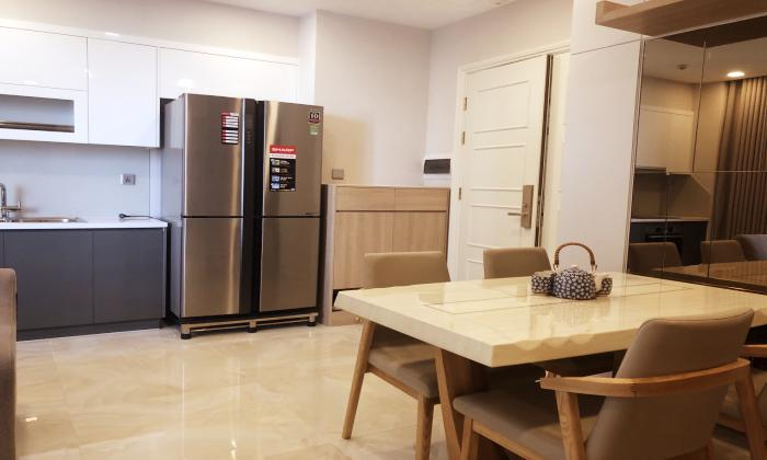 Nice And Good Rent Two Bedroom Vinhomes Golden River Apartment For Rent Dist 1 HCMC