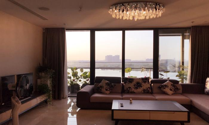 Really Nice Three Bedroom River View in Vinhomes Golden River District 1 HCMC