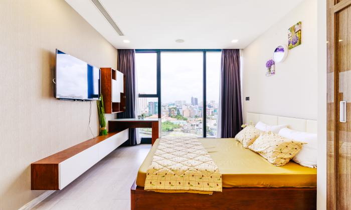 Pretty Three Bedroom Apartment For Rent Near Center District 1 Ho Chi Minh City