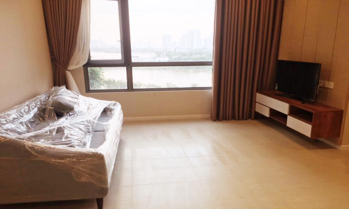 Connecting Three Bedroom Apartment For Rent in Diamond Island District 2 HCMC