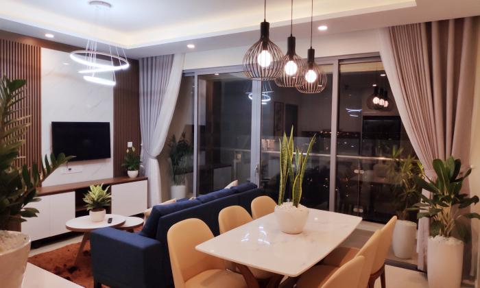 Amazing Interior Two Bedroom Apartment For Rent in Diamond Island District 2 HCMC