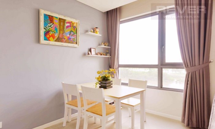 Two Bedroom Apartment Good Rent in Diamond Island District 2 Ho Chi Minh City