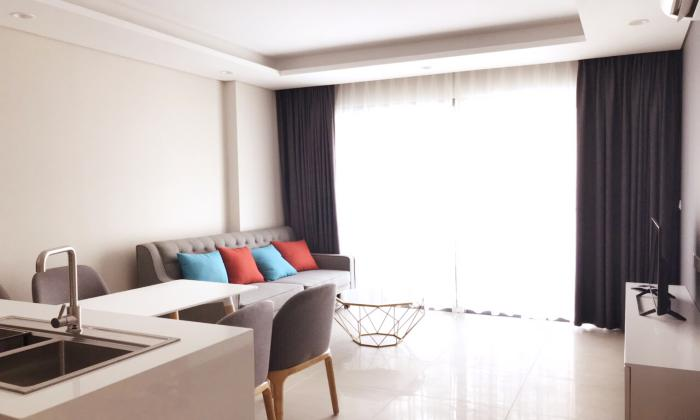 One Bedroom Apartment For Rent in Diamond Island District 2 Ho Chi Minh City