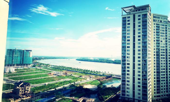 Panorama View Of Two Bedroom Apartment in Diamond Island In District 2 HCMC