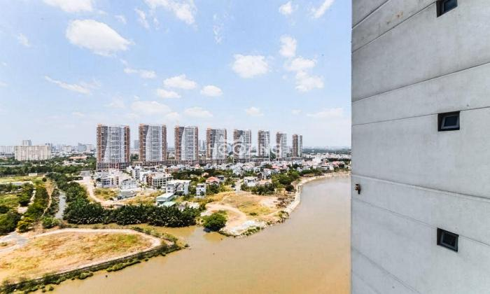 Unfurnished One Bedroom Apartment For Rent in Diamond Island District 2 HCMC