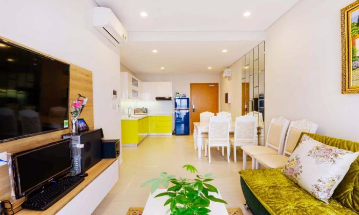 Charming One Bedroom Apartment in Canary Diamond Island District 2 HCMC