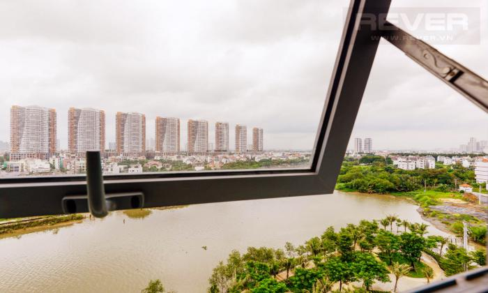 Simple Design One Bedroom Apartment For Lease in Diamond Island District 2 HCMC