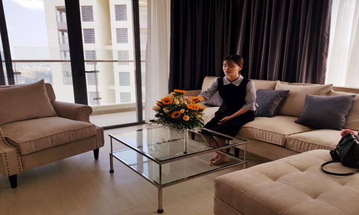 Brilliant Three Bedroom Apartment For Rent in Diamond Island District 2 HCM City