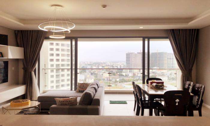 Open View Two Bedroom Apartment For Rent in Diamond Island District 2 HCMC
