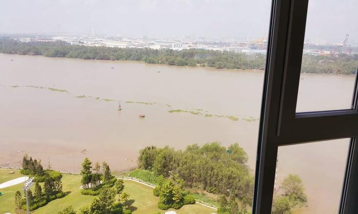 Corner Apartment With Amazing River View In Diamond Island District 2 HCM City