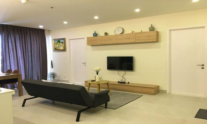 Stunning Furniture Two Bedroom Apartment For Rent in Diamond Island District 2 HCMC