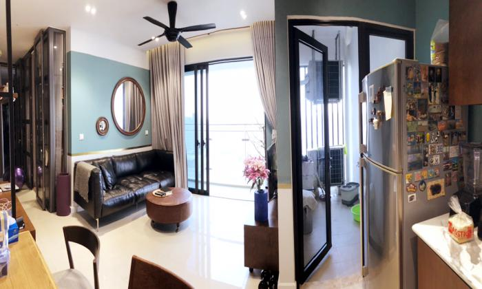 Very Nice High Floor Two Bedroom Estella Heights Apartment For Lease in District 2 HCMC