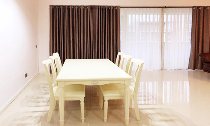 Nice Three Bedroom Apartment Estella For Rent in District 2 Ho Chi Minh City