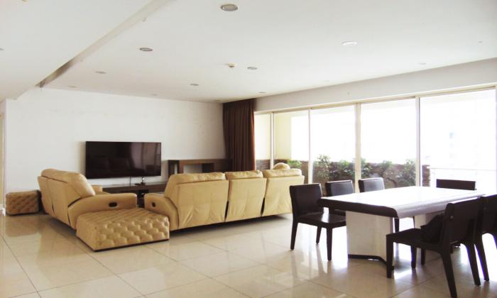 High Floor With Good View Three Bedroom Apartment in Estella District 2 HCMC