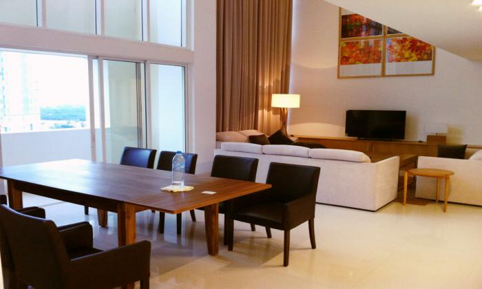 Four Bedrooms Duplex Estella Apartment For Rent, District 2, HCMC