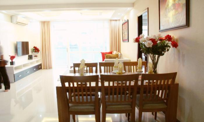 Two Beds Furnished Apartment For Rent in Estella, District 2 HCMC