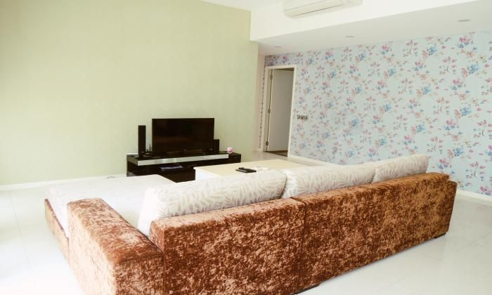 Very Nice 3 Beds Apartment For Rent in Estella, District 2, HCMC