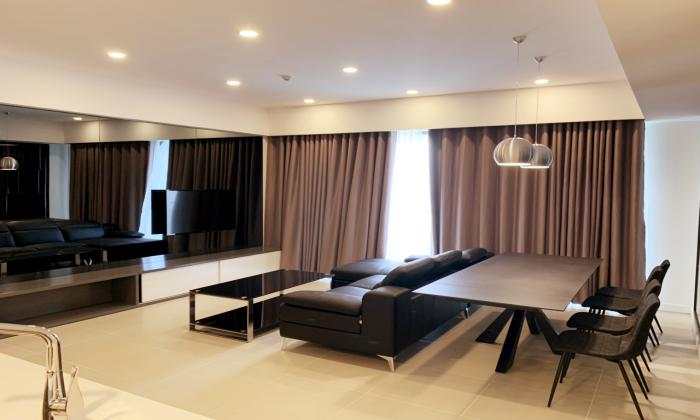Brilliant Two Bedroom Gateway Apartment For Rent in Thao Dien District 2 HCMC