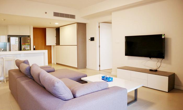 High Floor Four Bedrooms Gateway Apartment For Rent in District 2 HCMC