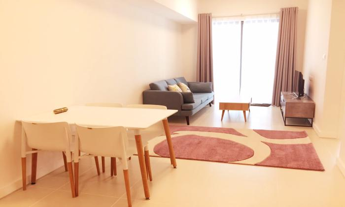 Middle Floor One Bedroom Gateway Apartment For Rent in Thao Dien District 2 HCMC