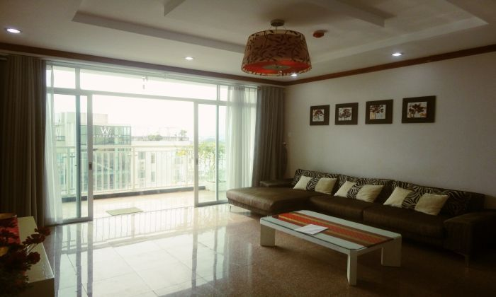 Good Value Apartment For Rent In Thao Dien Area