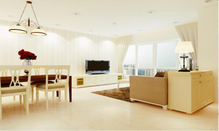 Nicely Decorated  Apartment For Rent in Imperia Building