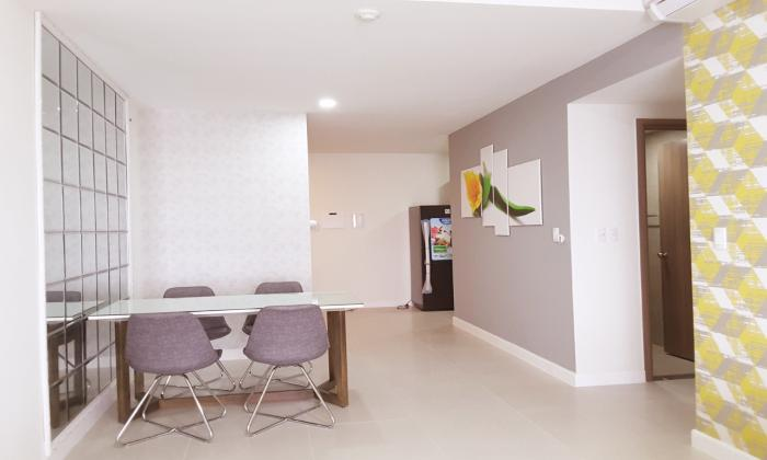 Modern Furniture Two Bedroom Apartment For Rent in Lexington District 2 Ho Chi Minh City