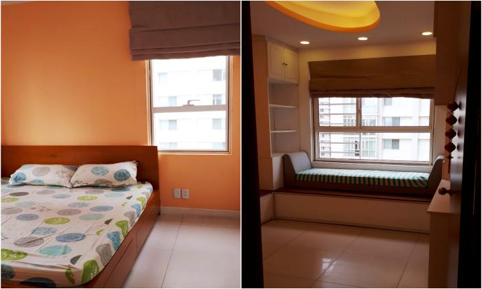 Two Bedroom and Study Room Lexington Apartment District 2 Ho Chi Minh City