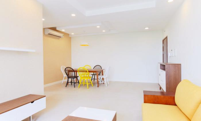 Brilliant Three Bedroom Apartment For Rent in An Phu District 2 Ho Chi minh City