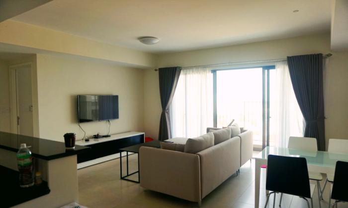 Western Style Three Bedrooms Apartment in Masteri District 2 HCM City