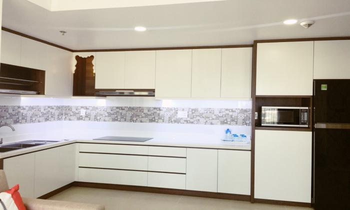 Very Attractive Two Bedroom Apartment in Masteri Thao Dien District 2 HCMC