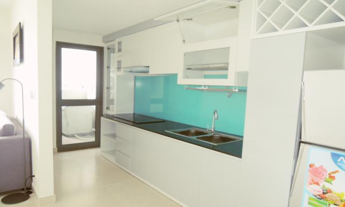 Modern Decoration Two Bedrooms Apartment in Masteri District 2 HCM City