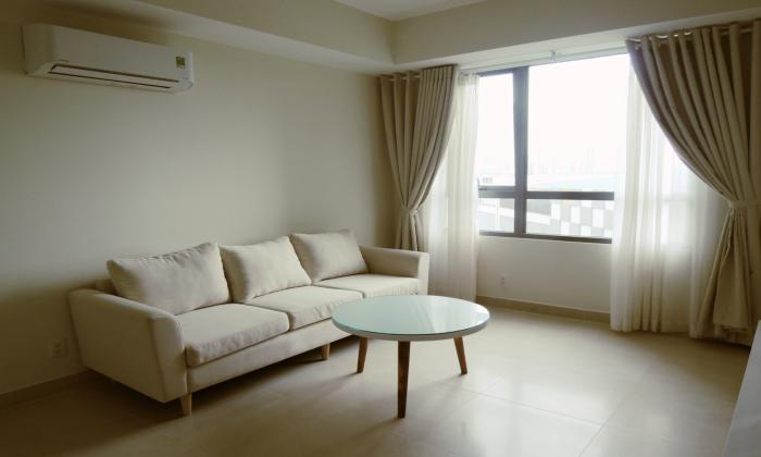 Good Arrangement Interior Two Bedrooms In Masteri Thao Dien District 2 HCMC
