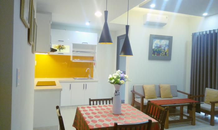 Good Looking Two Bedrooms For Rent in Masteri Thao Dien District 2 HCM City