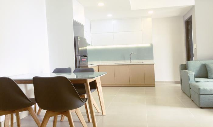 Cool Designed Two Bedroom Apartment in Masteri District 2 Ho Chi Minh City