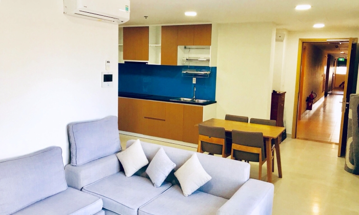 Nice Two Bedroom River View in Masteri Thao Dien District 2 HCM City
