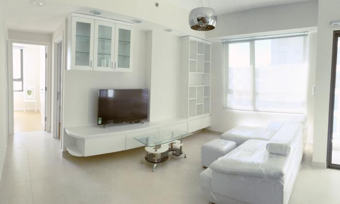 Bright Light Two Bedrooms Apartment in Masteri For Lease District 2 HCM City