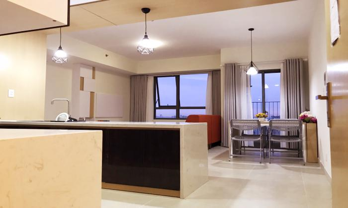 Color Full Decoration Two Bedroom Apartment in Mastri District 2 Ho Chi Minh City