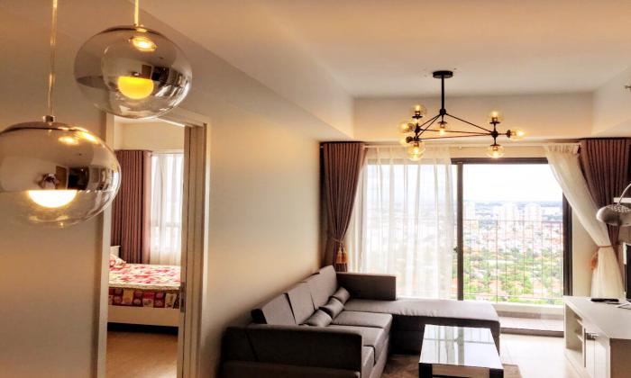 Simple Designed Two Bedroom Apartments in Masteri Thao Dien District 2 Ho Chi Minh City