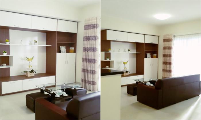 High Quality Two Bedroom Apartment  Rentals in Masteri Thao Dien District 2 HCMC