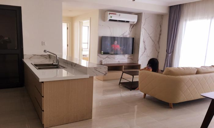 Two Bedroom Apartment For Lease in Masteri District 2 Ho CHi Minh City