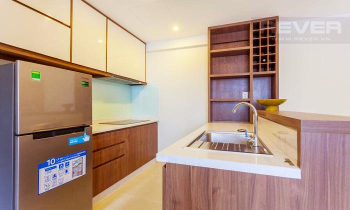 Very Nice Two Bedroom Apartment For Rent in Materi District 2 HCMC