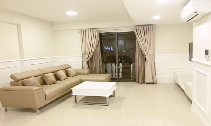 Duplex Apartment Masteri Thao Dien For Rent in District 2 Ho Chi Minh City