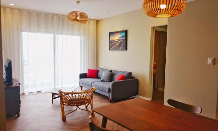 Very Cool Designed Two Bedroom Apartment For Lease in Masteri Thao Dien District 2 HCMC