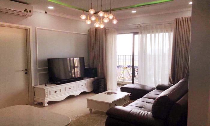 Masteri Thao Dien Two Bedroom Apartment For Rent in District 2 HCMC