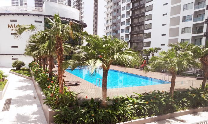 Unfurnished Two Bedroom Apartment For Lease in New City Thu Thiem Disrtrict 2 HCMC