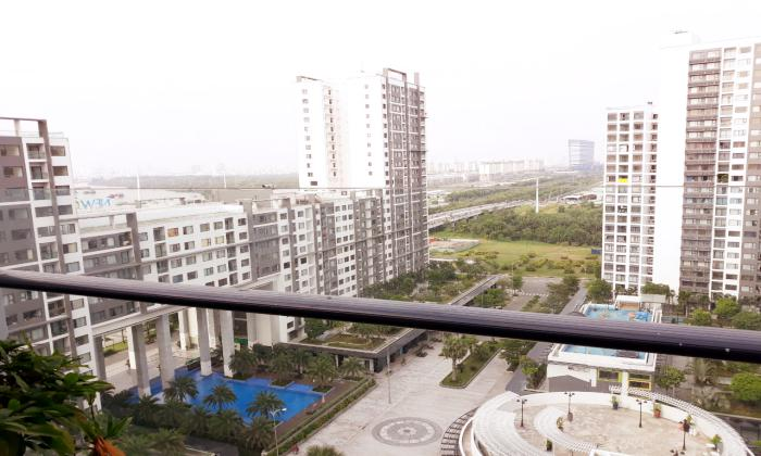 Three Bedroom With Pool View in New City Thu Thiem District 2 Ho Chi Minh City