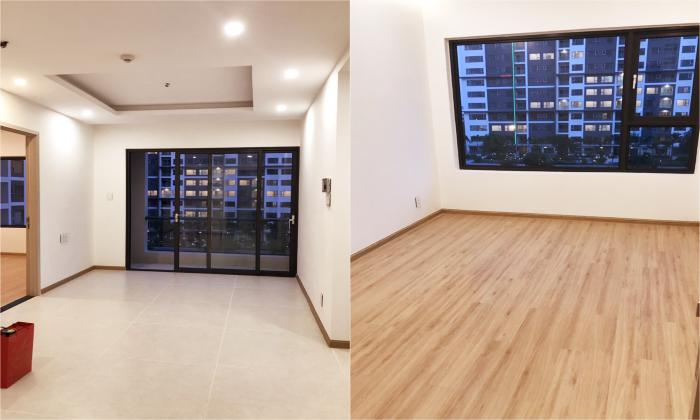 Unfurnished Two Bedroom in New City Thu Thiem Apartment For Rent In District 2 HCMC