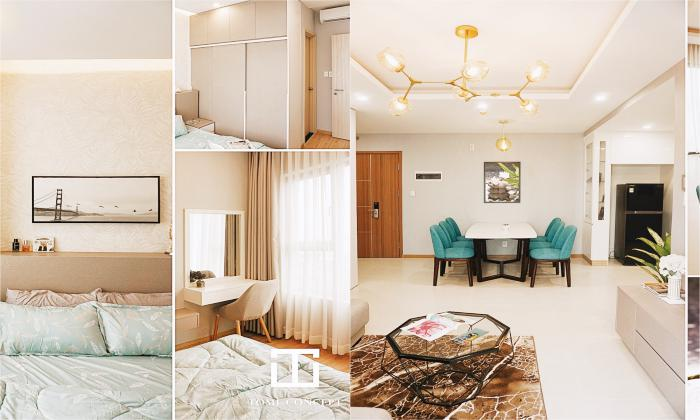 Modern Concept Three Bedroom Apartment in New City Thu District 2 Ho Chi Minh City